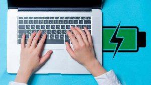 average lifespan of laptop & battery